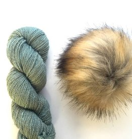 Spun Fibre Acadia Hat Kit