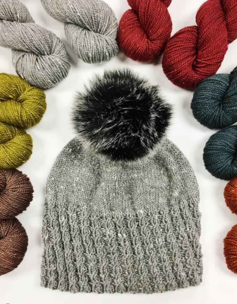 Spun Fibre Acadia Hat Kit
