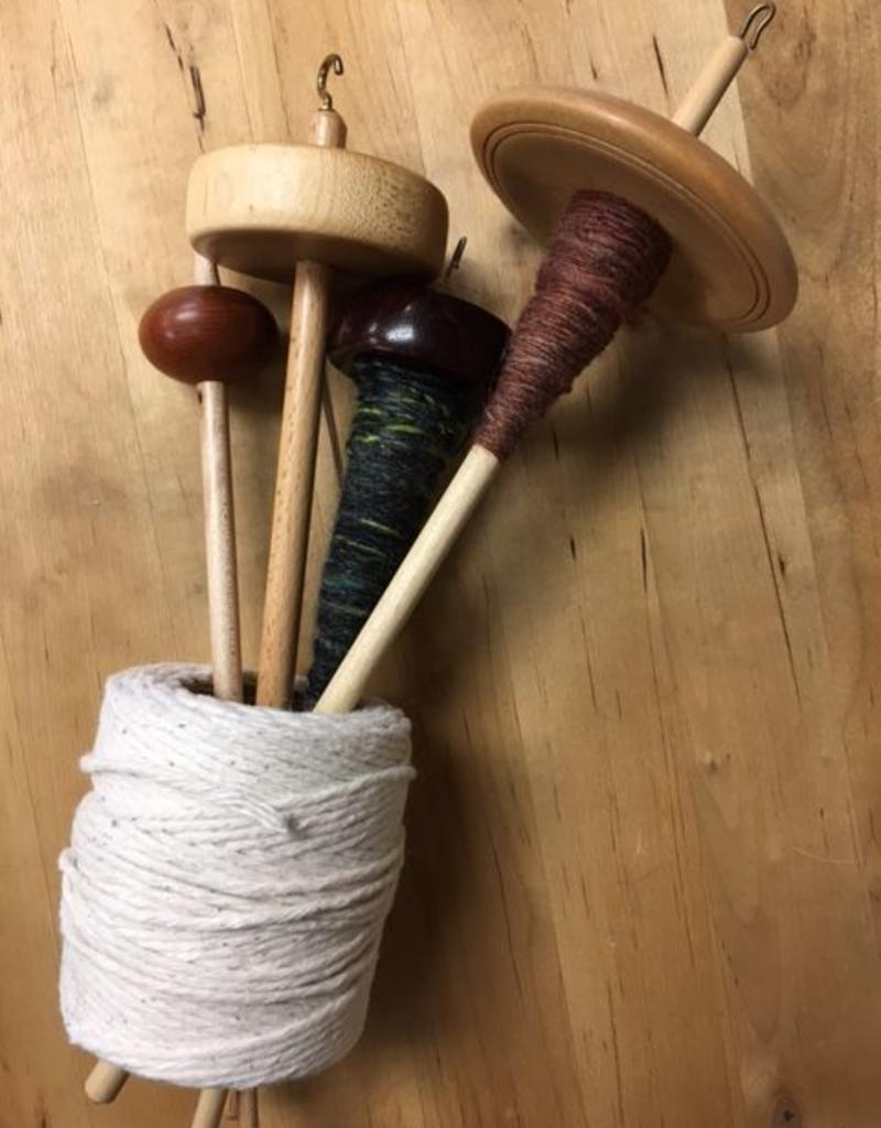 Class Spinning with a Drop Spindle Sunday Feb 17th 1-4pm
