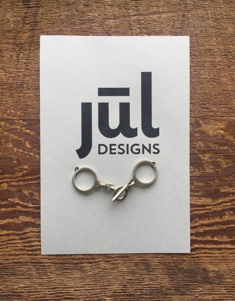 Jul Designs Lock Toggle Closures