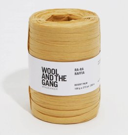 Wool & The Gang Ra-Ra Rafia