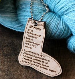 NNK Kitchener Stitch Key Fob