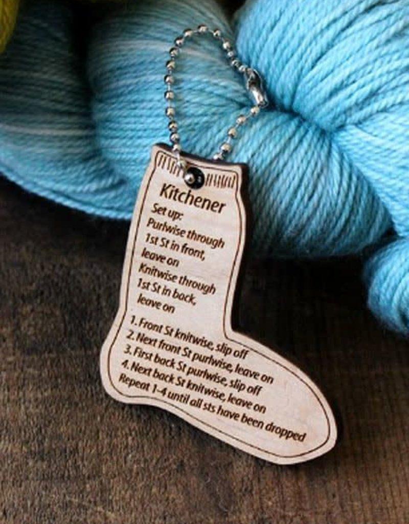 NNK Kitchener Stitch Key Fob