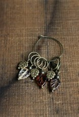 NNK Autumn Leaves stitch Markers