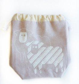 Pearadise Island Pearadise Island Drawstring Bags