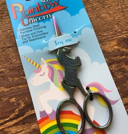 N. Jefferson Rainbow Unicorn Scissors