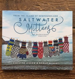 Boulder Press Salt Water Mittens