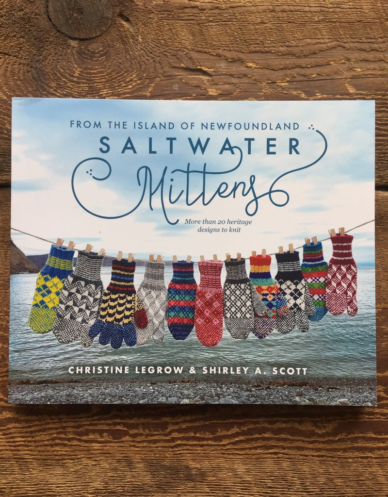 Salt Water Mittens