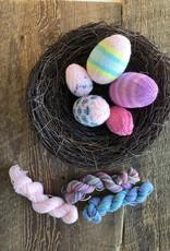 Spun Fibre Easter Egg Kit