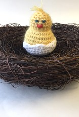 Spun Fibre Cute Chick Kit