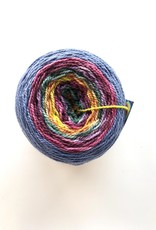 The Yarn Therapist Shawl Stripe