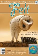 Interweave Felt Magazine, Issue 20, 2018