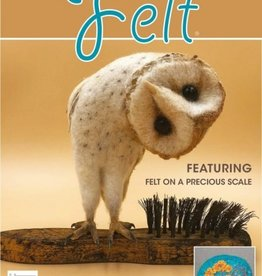 Interweave Felt Magazine, Issue 20, 2018