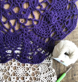 Class Exploded Lace Doily