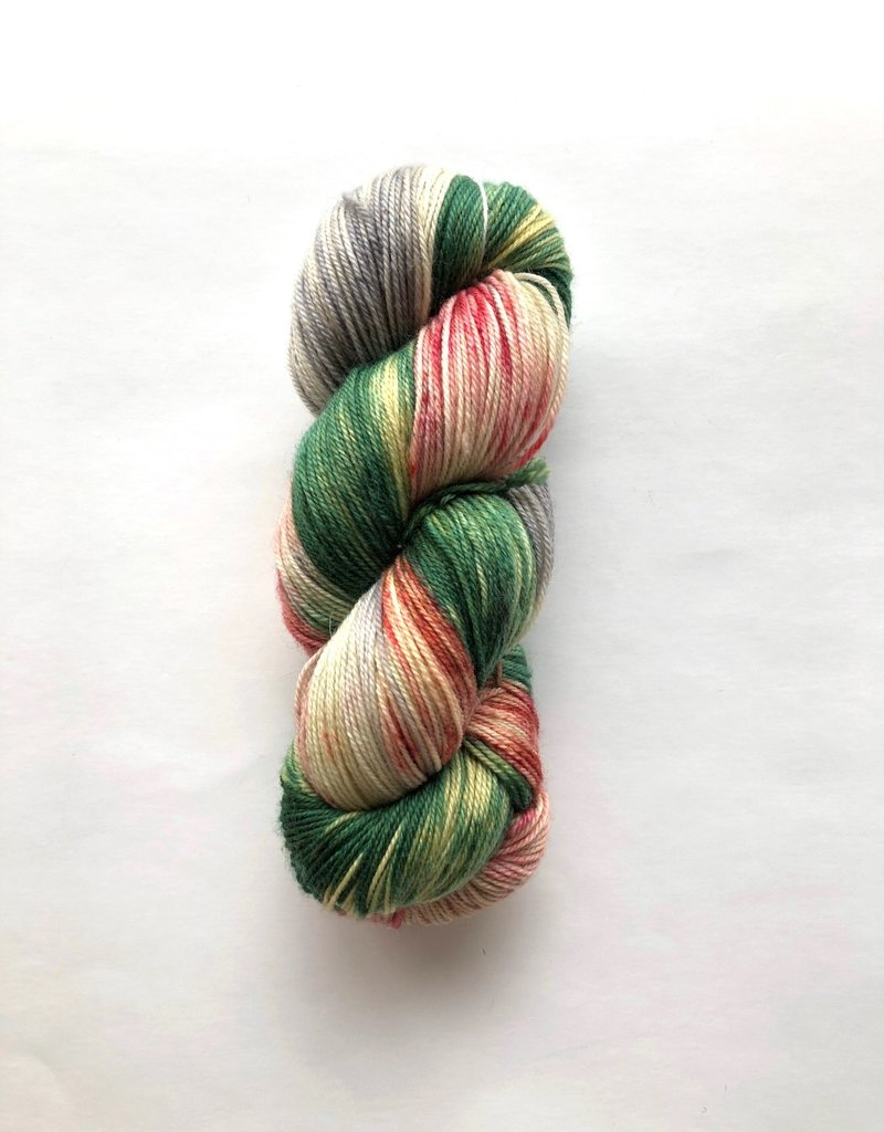 The Loving Path Sole Sock – 80% Superwash Merino 20% Nylon