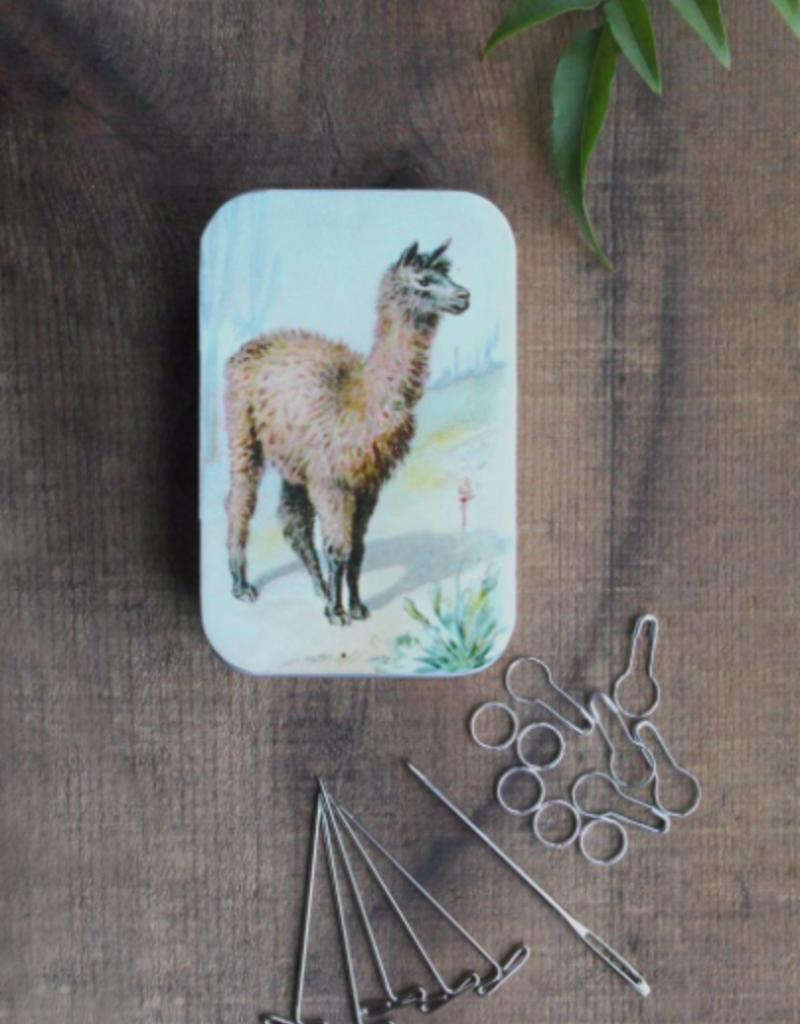 NNK Llama Knit Kit