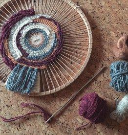 Class Intro to Circular Weaving class