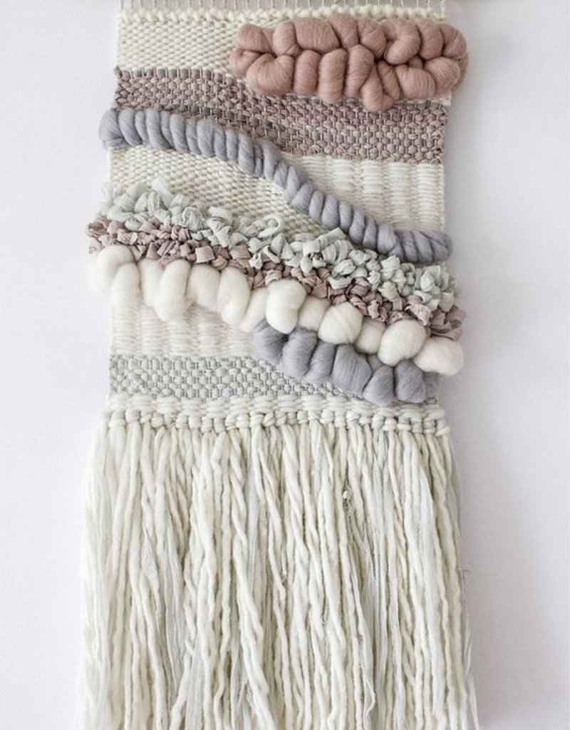 Class Tapestry Weaving