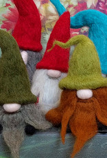 Class Needle Felting Class:  Gnome Nov 30 12:30-3:30pm