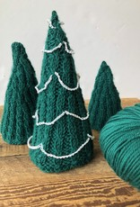 Class Knitted Christmas Tree