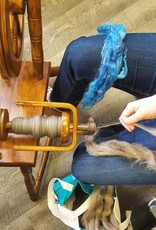 3 Dog Knits Spinning -Getting more than 2ply Saturday Nov. 30th