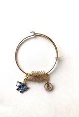 Howling Hills Studio Stitch Marker Bracelets