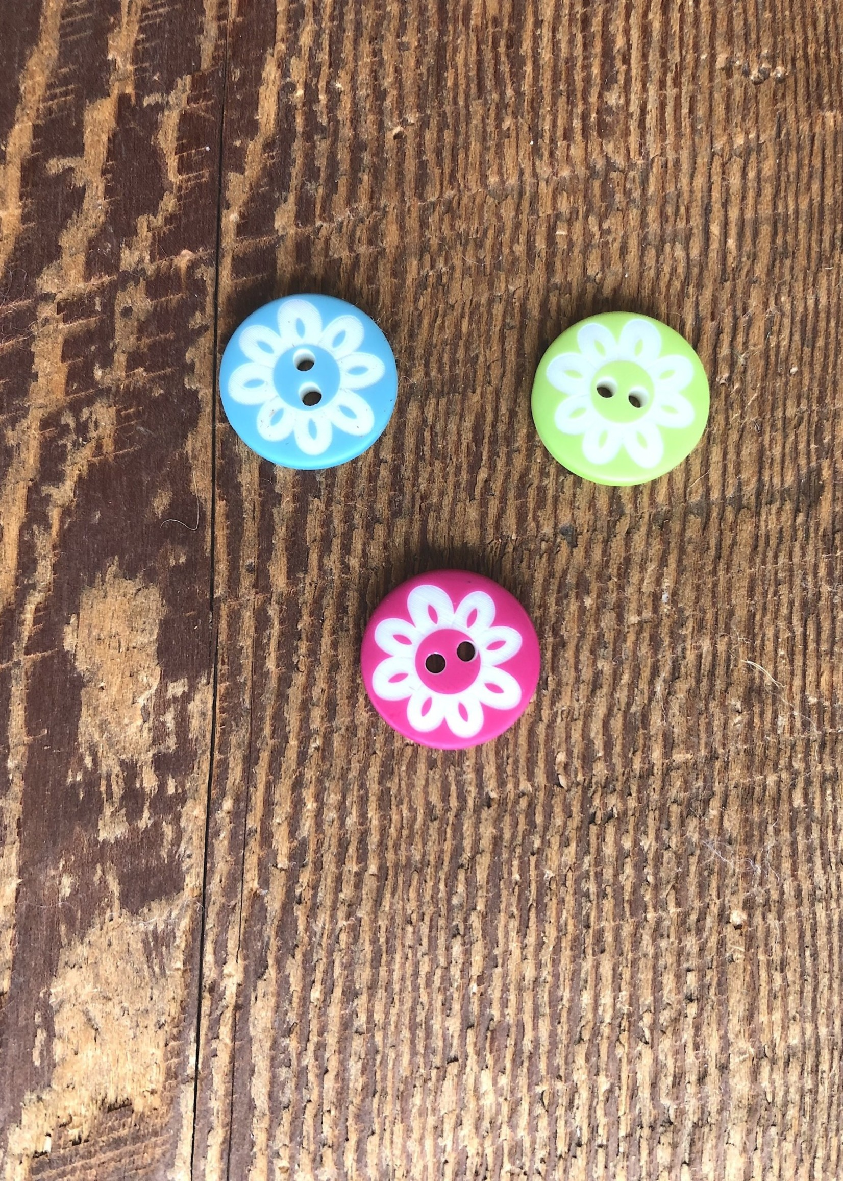 Seco Knopf Children's Daisy Buttons