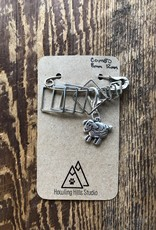 Howling Hills Studio Stitch Markers