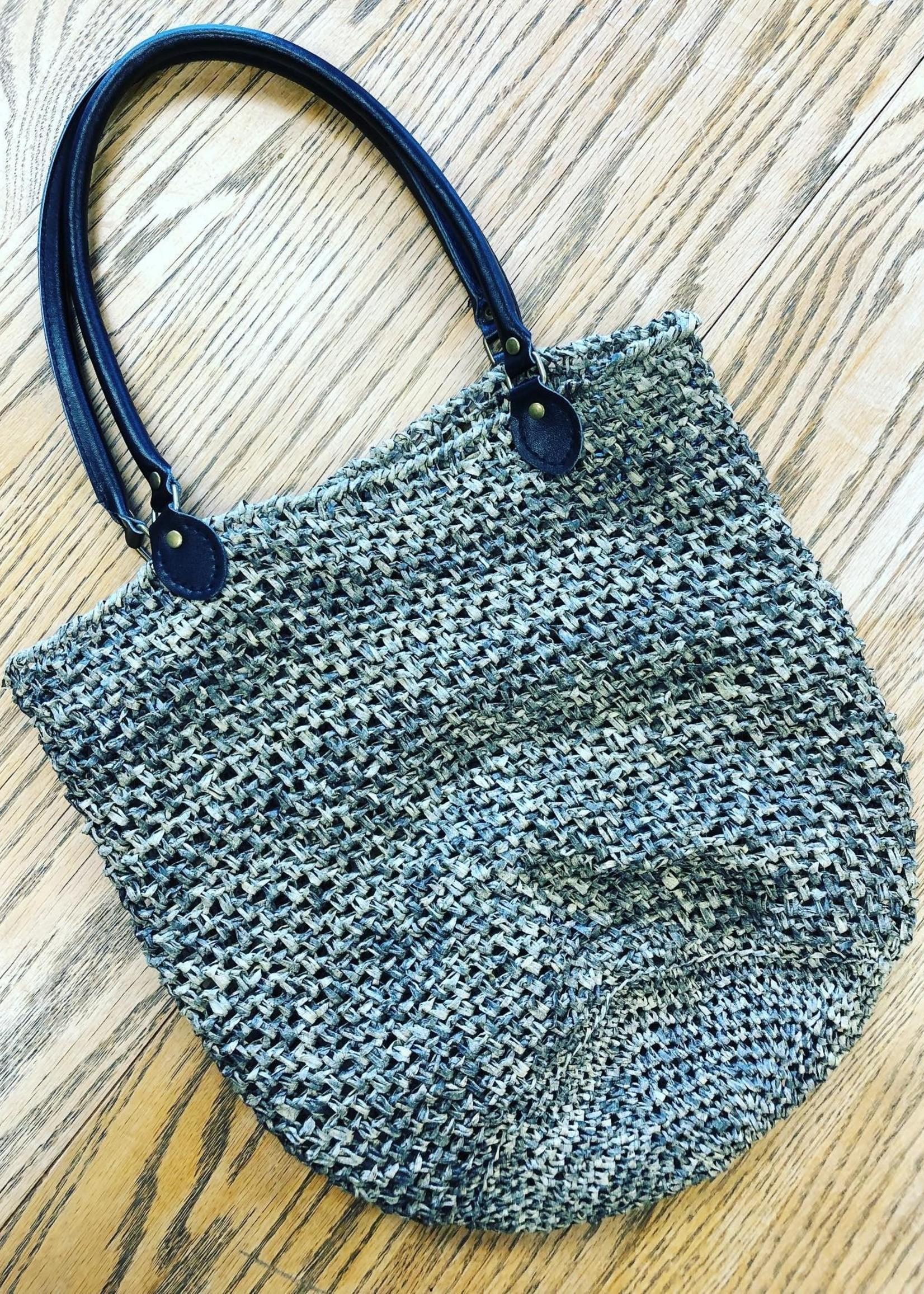 Spun Fibre Leather Bag Handles