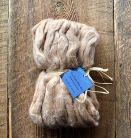 Pakucho Natural Grown Organic Cotton Sliver (Chocolate)