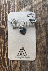 Howling Hills Studio Stitch Markers