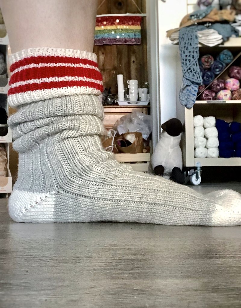 Spun Fibre Perfect Cabin Socks