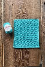 Spun Fibre Happy Cotton Washcloth Kit
