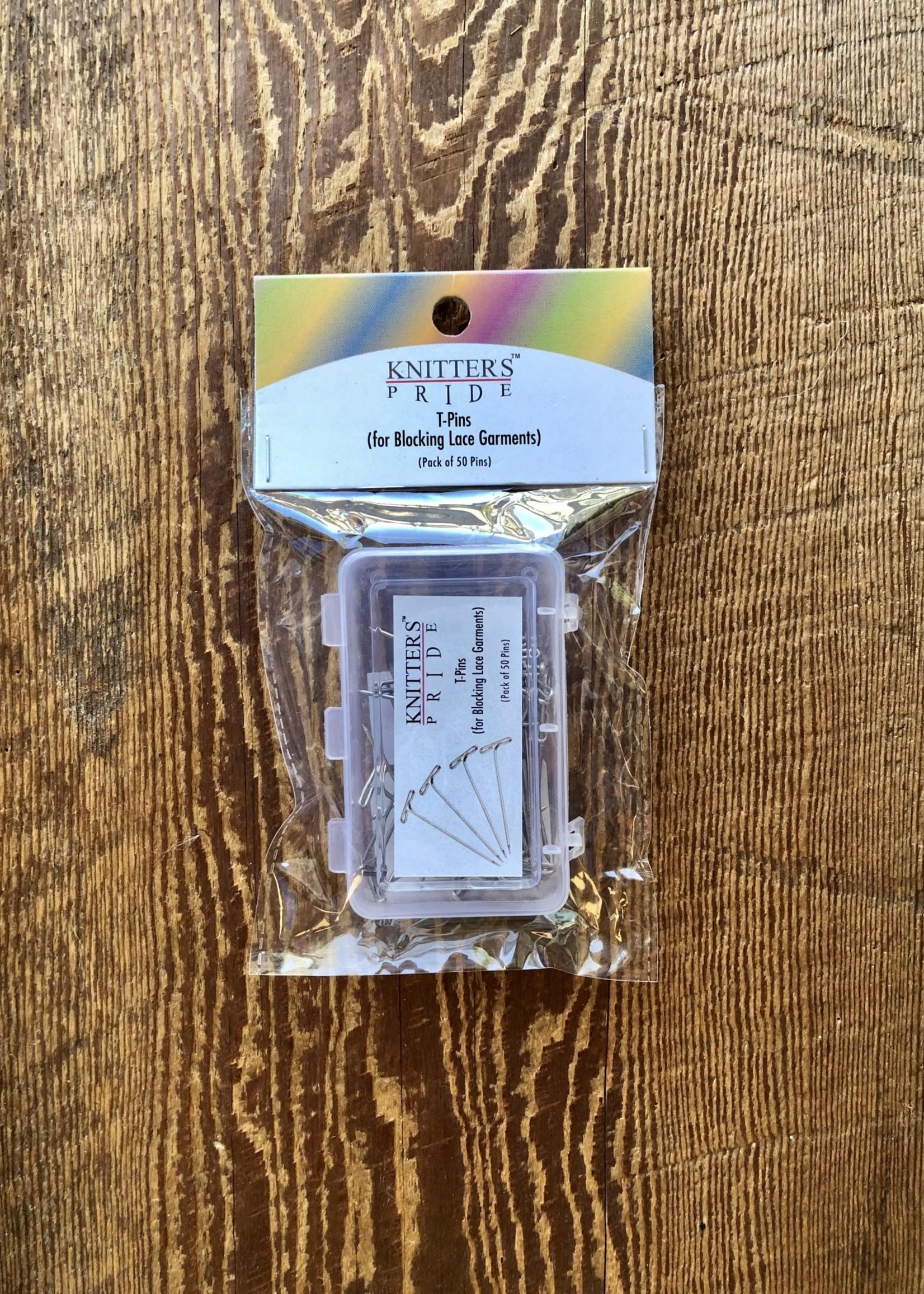 Knitter's Pride KP-Blocking T-Pins 50