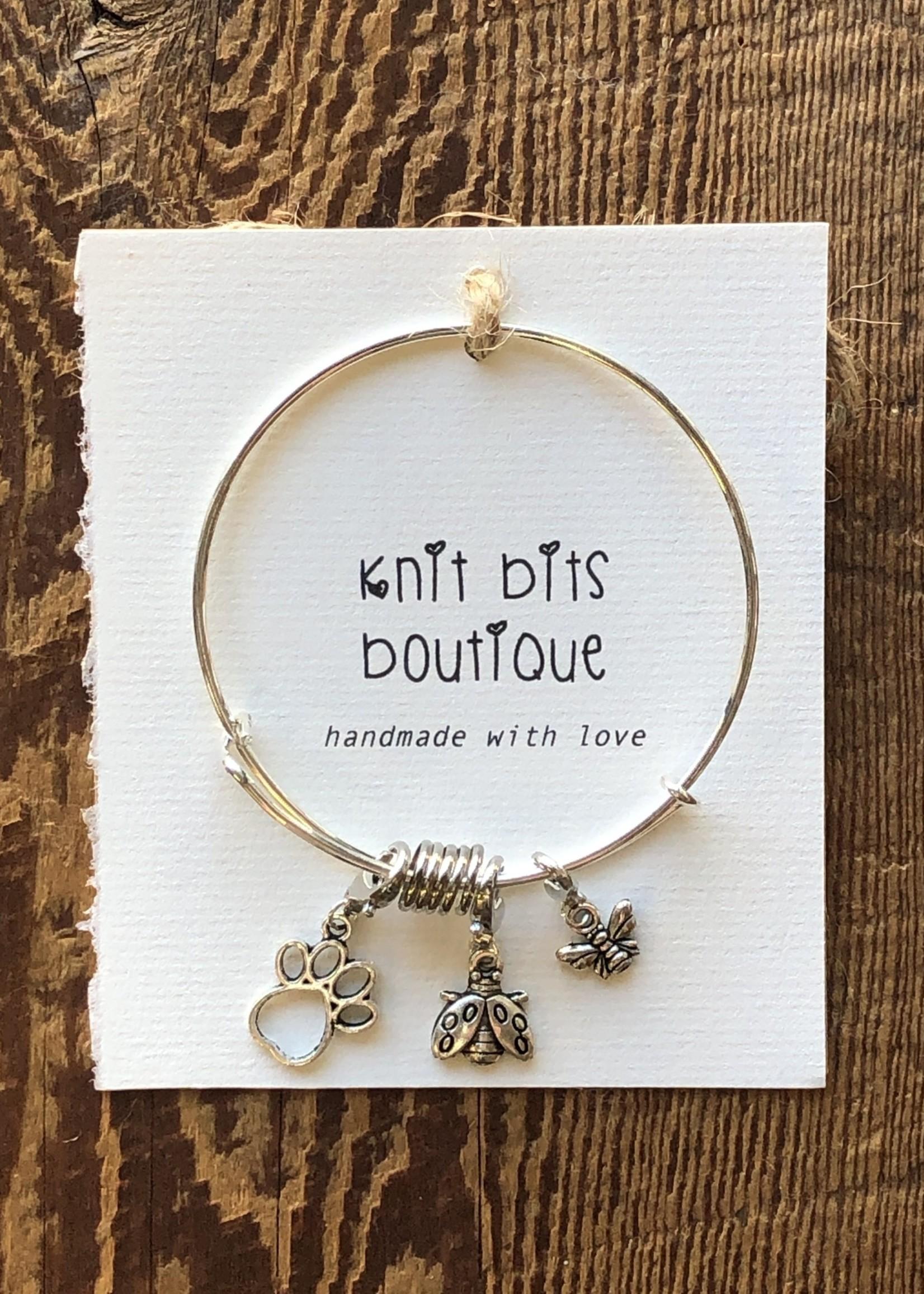 Knit Bits Boutique Bracelet Project Keepers