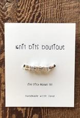 Knit Bits Boutique Square Stitch Markers (2.5mm)