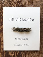 Knit Bits Boutique Square Stitch Markers (4mm)