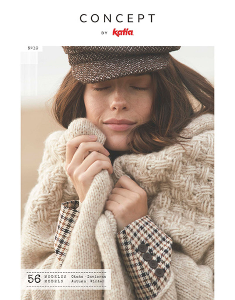 Katia Katia Concept Book #10 Autumn/Winter '20/'21