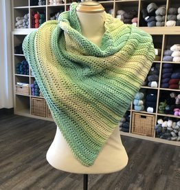 Picasso Shawl (KFI Painted Cotton)