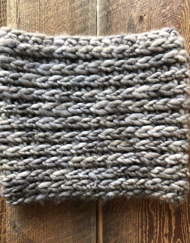 Crochet Rasta Cowl