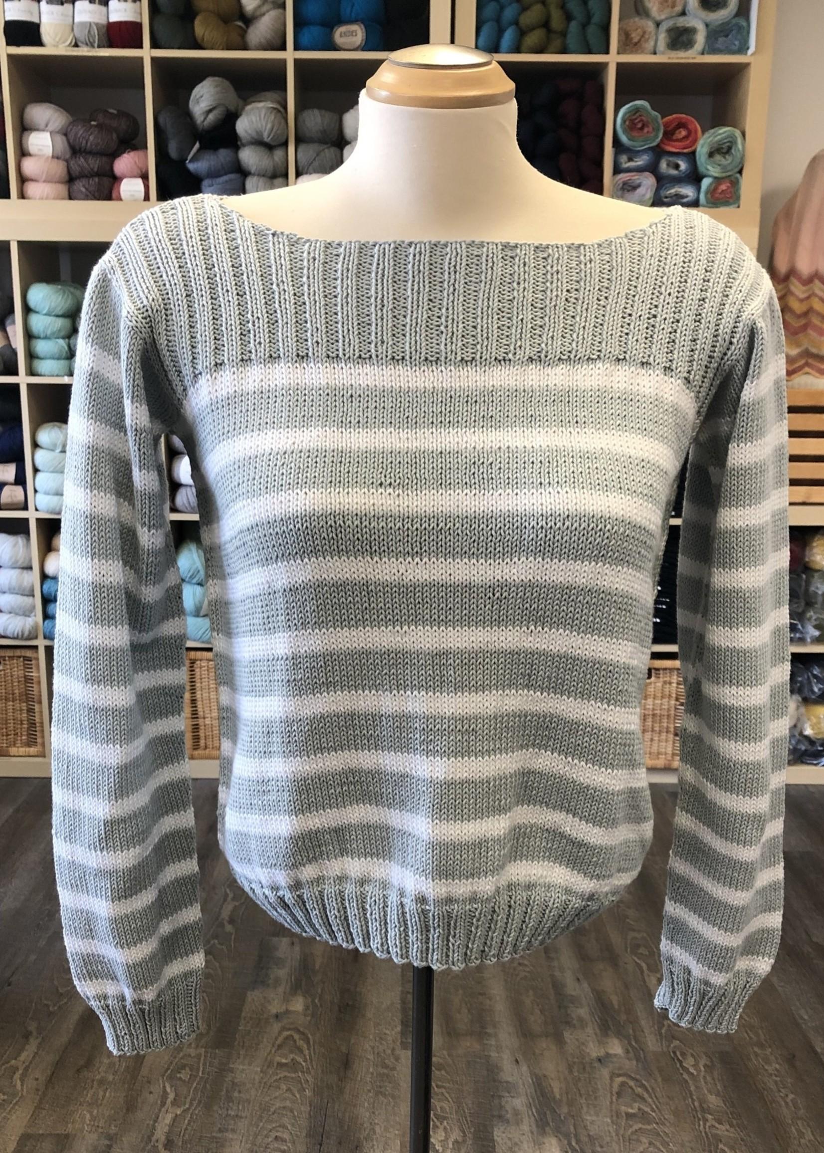 Gedifra Cotton Stripe sweater