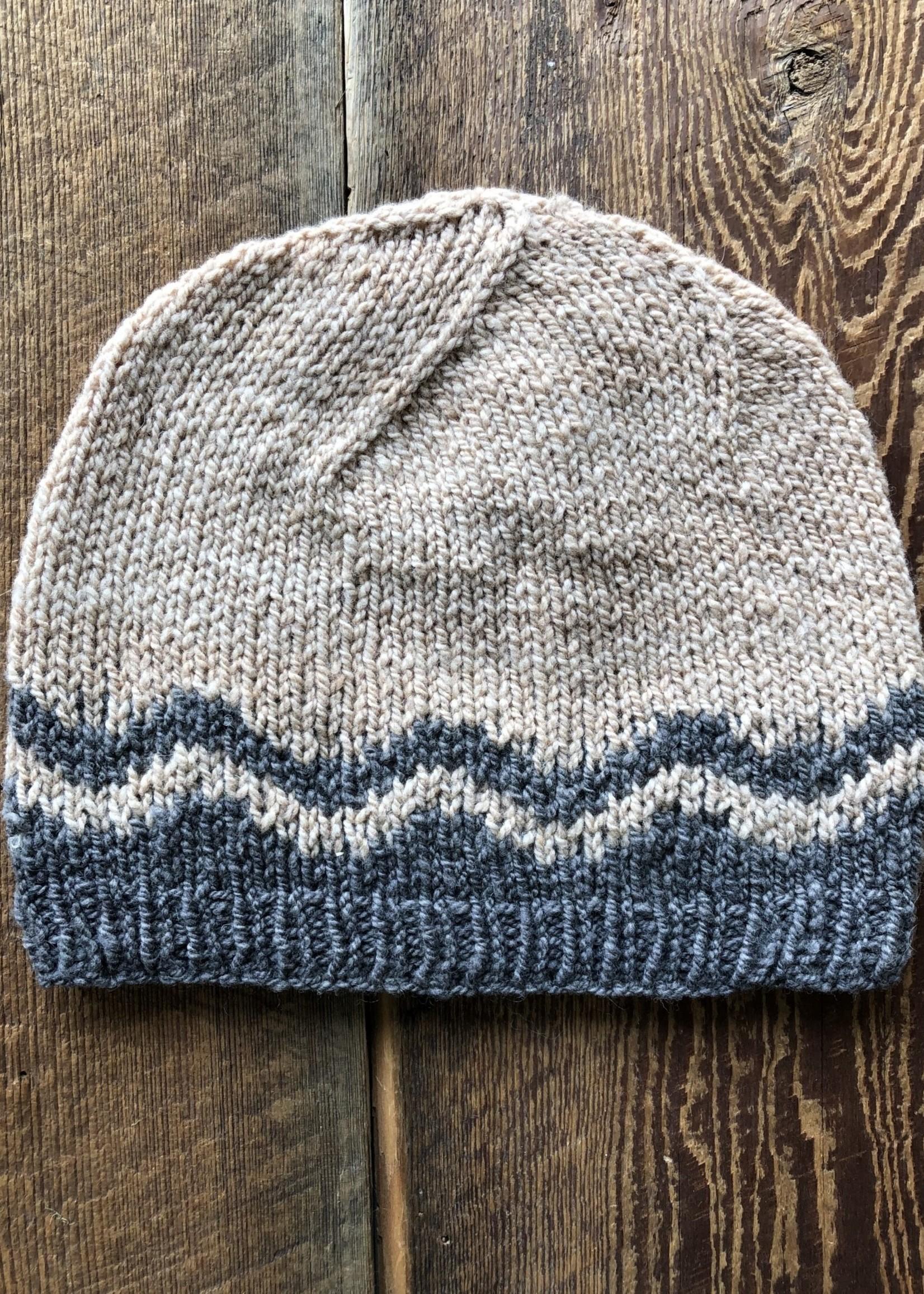 Mollie Mae Hat (Handspun Hope)