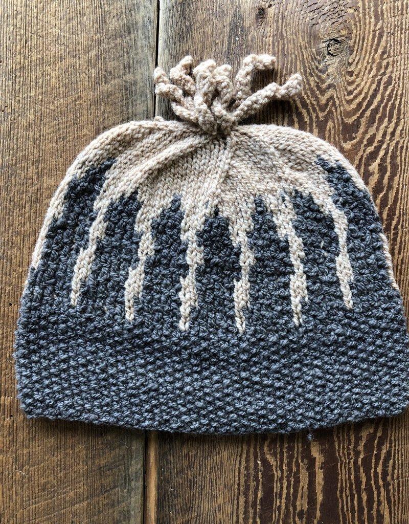Bardarbunga Hat (Handspun Hope)