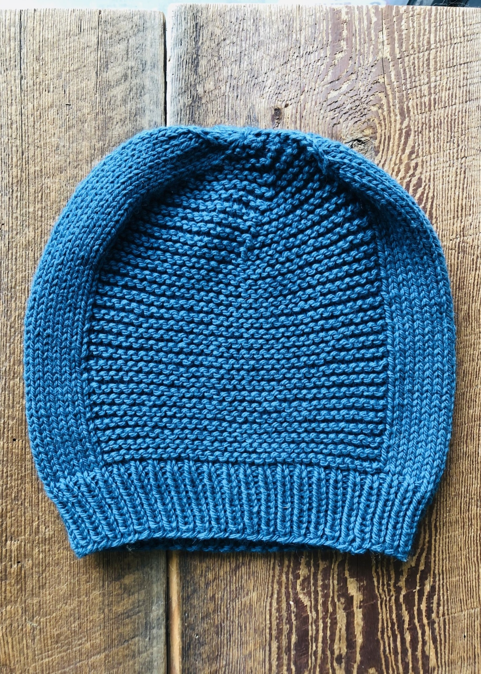 Wool and Cotton Barley Hat