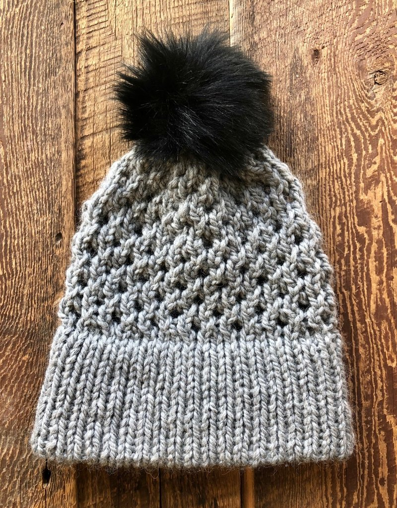Knitbrooks Sparrow Lake Beanie Kit