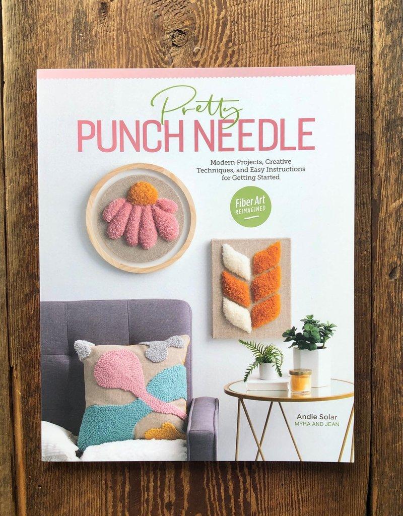 Pretty Punch Needle Book