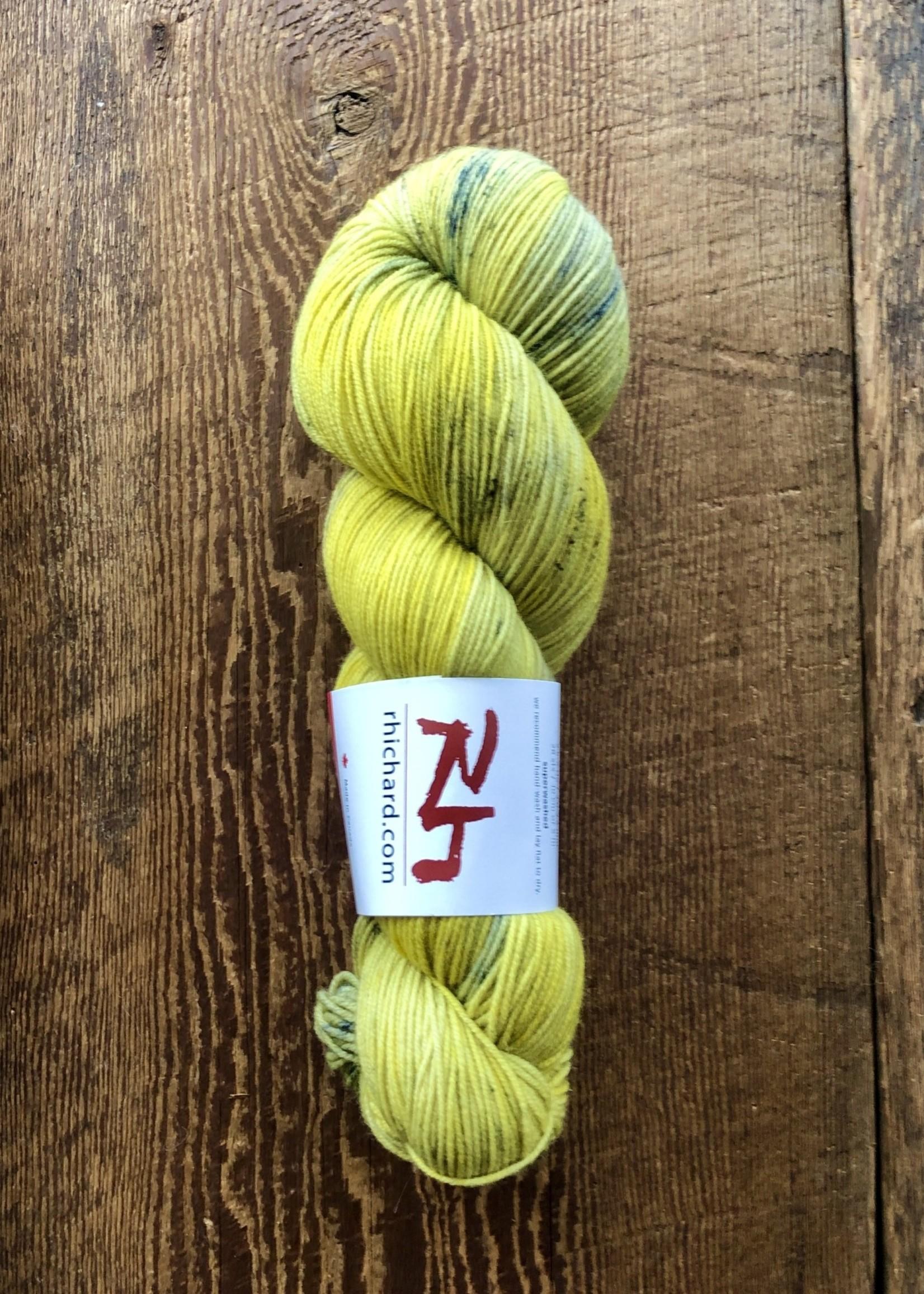 Rhichard Devrieze Thede Merino/Nylon Sock