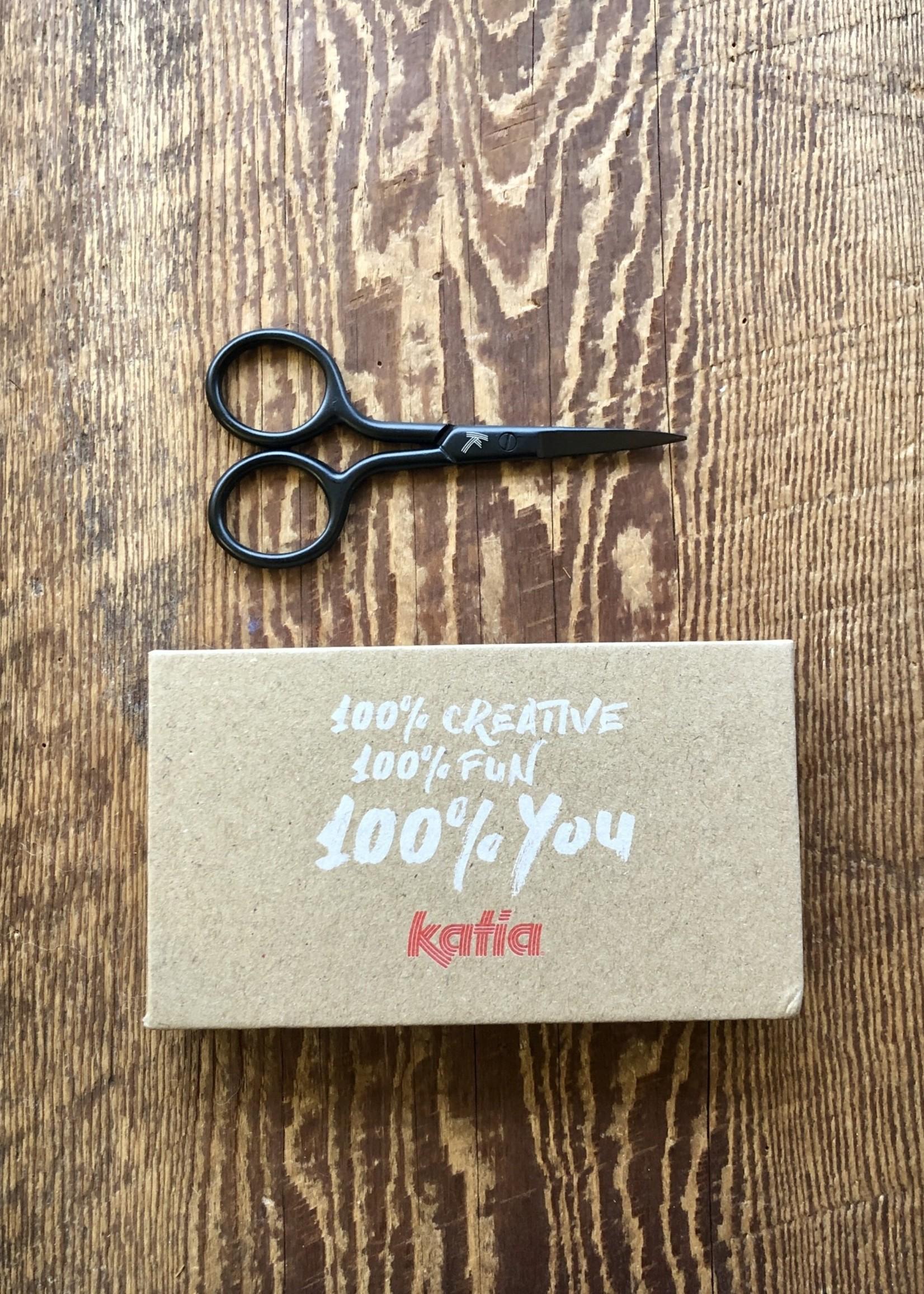Katia Small Scissors (Black)