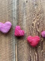 Spun Fibre Sweethearts Kit
