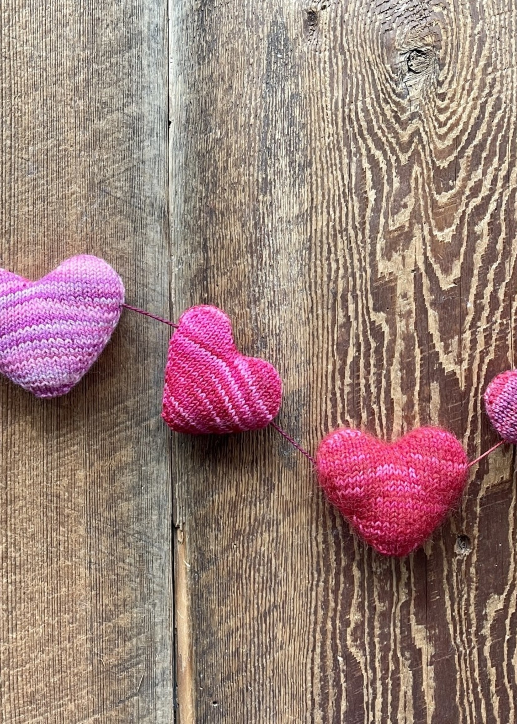 Spun Fibre Sweethearts Kit